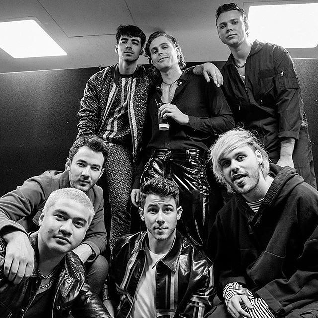 5 Seconds of Summer with The Jonas Brothers