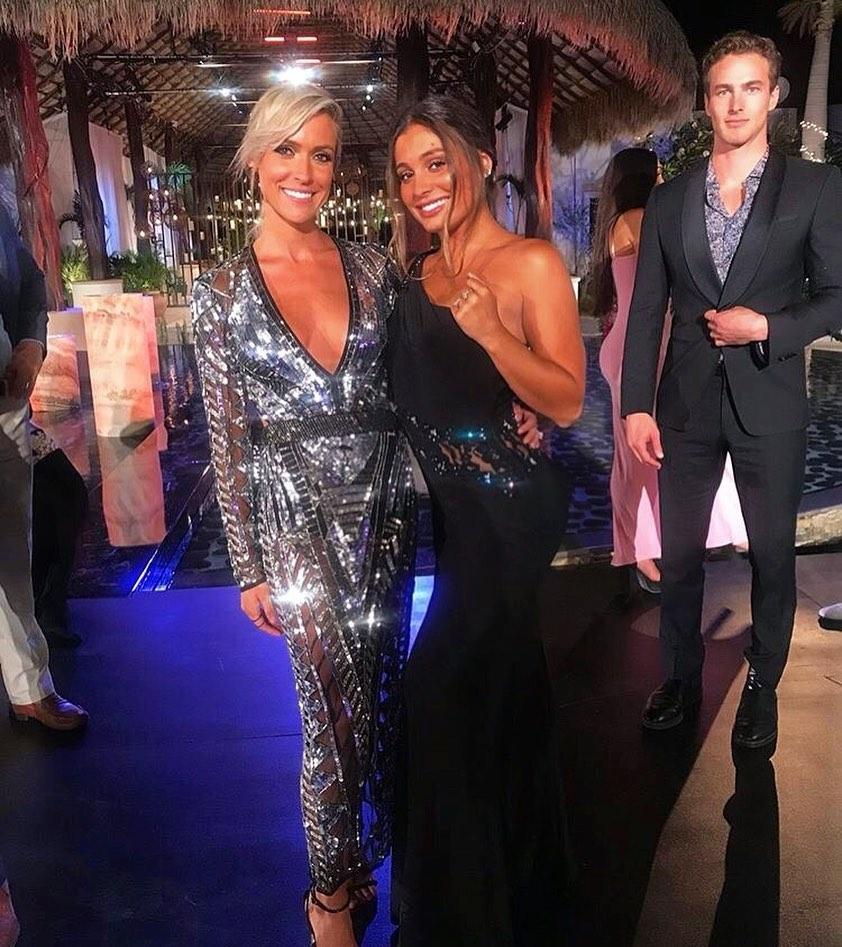 Kaitlin Reagan and Kristin Cavallari from Paradise Hotel