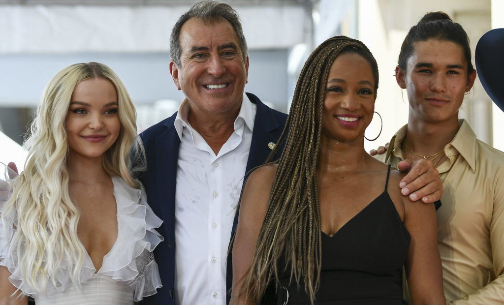 Kenny Ortega, Director of 'Descendants 3' Gets Star on Hollywood Walk of Fame