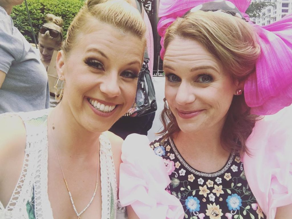 Jodie Sweetin and Andrea Barber 2019
