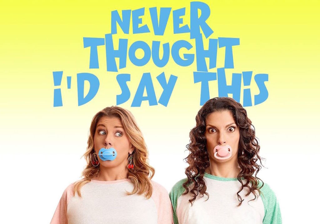 Jodie Sweetin's Podcast 'Never Thought I'd Say This'