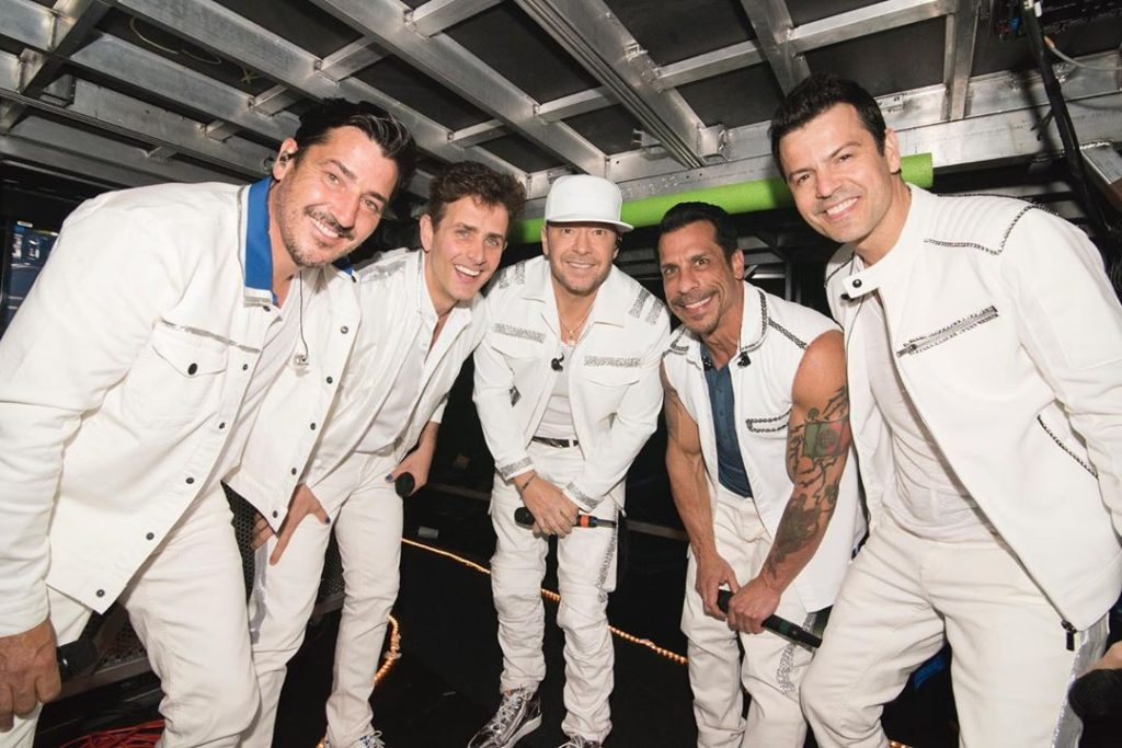 NKOTB Mixtape Tour Poll – Vote Now!