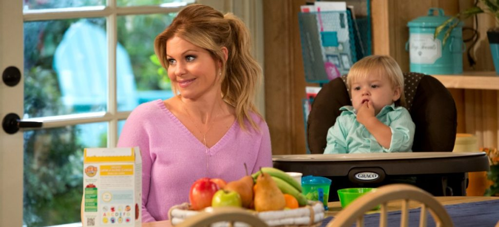 How to Get DJ Tanner's Signature Beachy Waves Ponytail