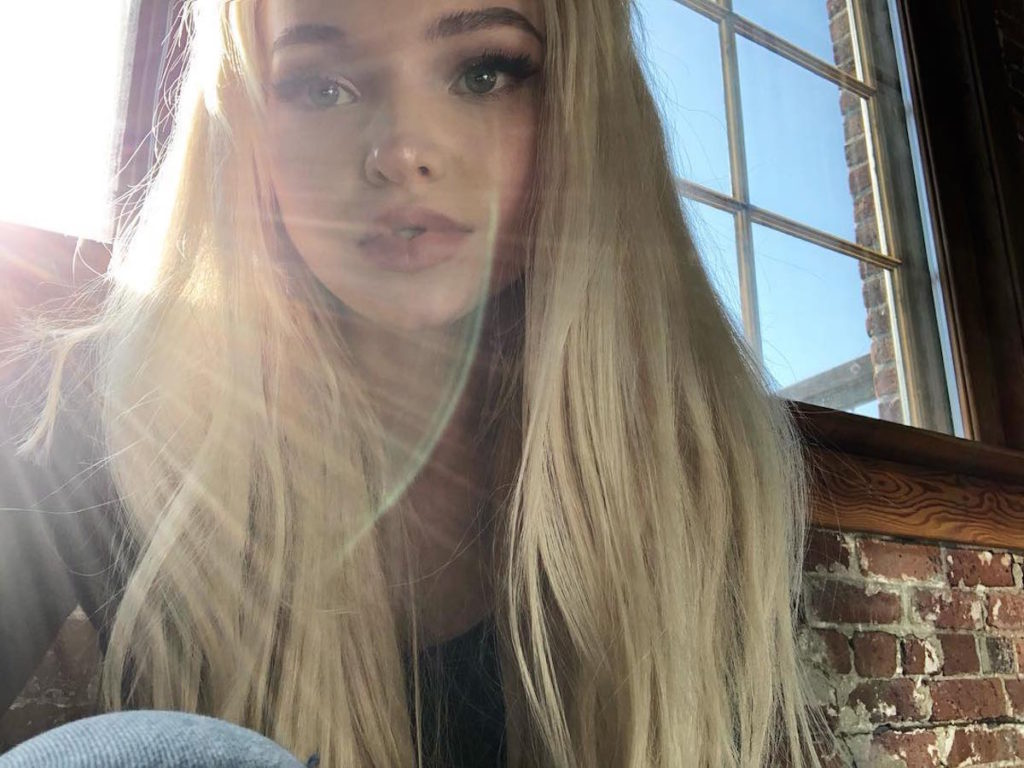 Get Her Look: Dove Cameron's Go-To Makeup and Hairstyle, Plus Her Favorite Beauty Products!