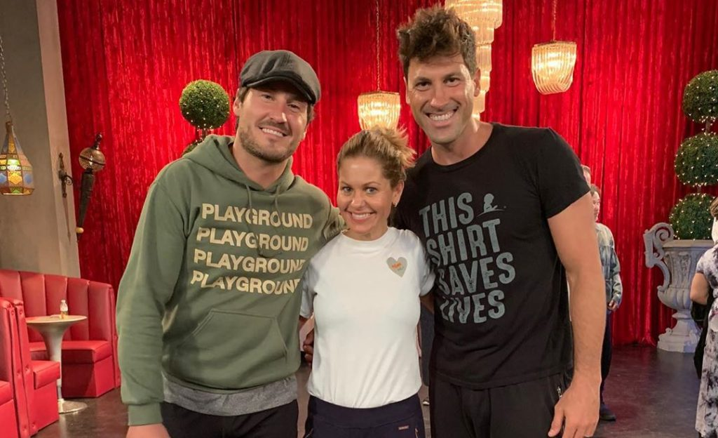 Val and Maksim Chmerkovskiy Coming Back to 'Fuller House' According to Candace Cameron