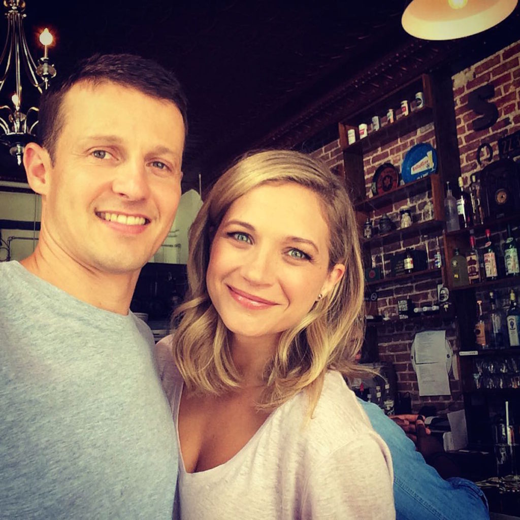 Will Estes and Vanessa Ray BTS s8 'Blue Bloods'