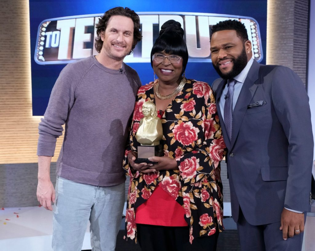 Chris D'Elia on To Tell the Truth with Anthony Anderson
