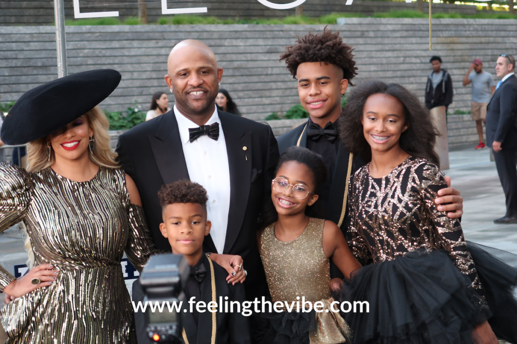 CC Sabathia's Legaccy Gala at The Shed in NYC Photo Gallery