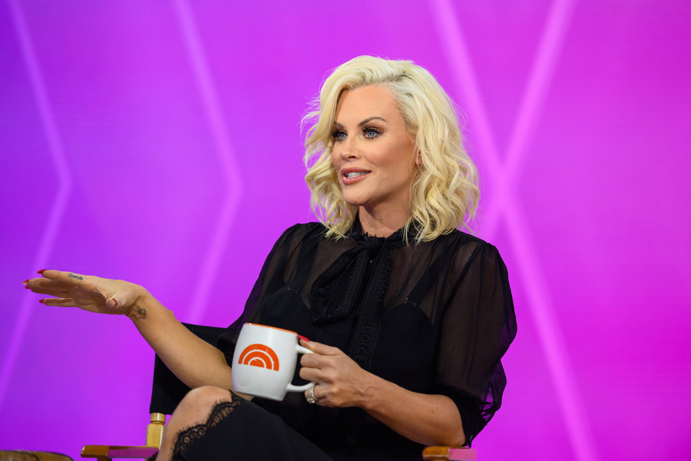 Jenny McCarthy on the TODAY Show with Hoda and Andy Cohen