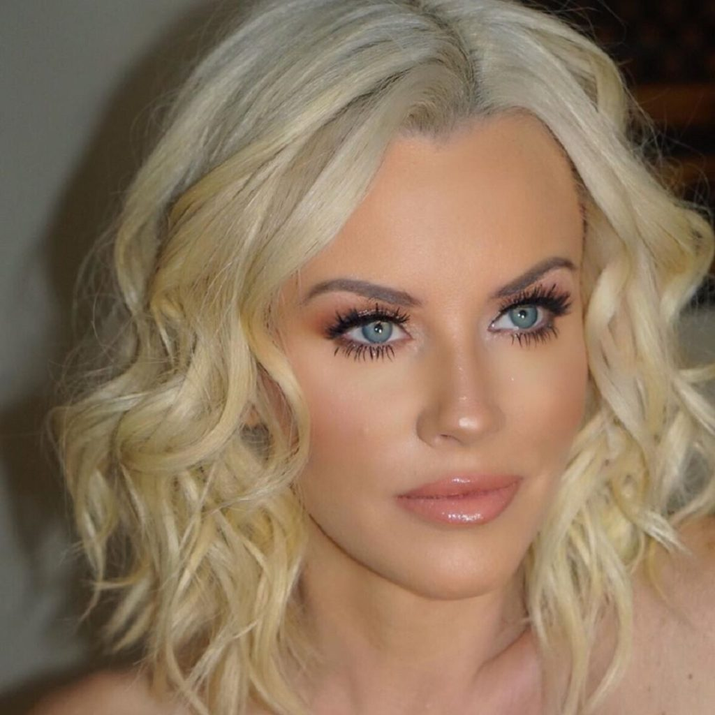 Jenny McCarthy Makeup from TODAY show 2019