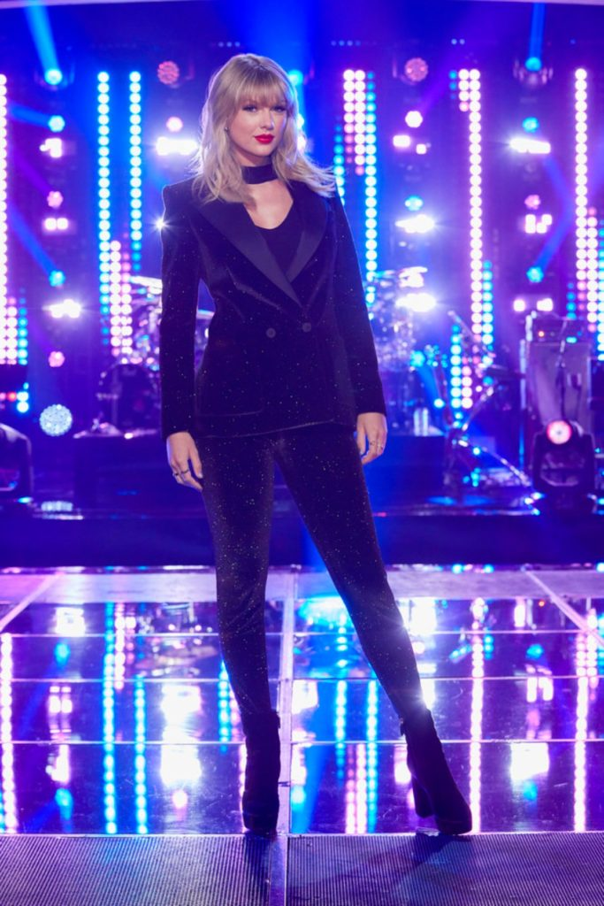 Taylor Swift, 'The Voice'