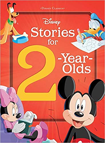 Disney Stories for 2-Year Olds from Amazon