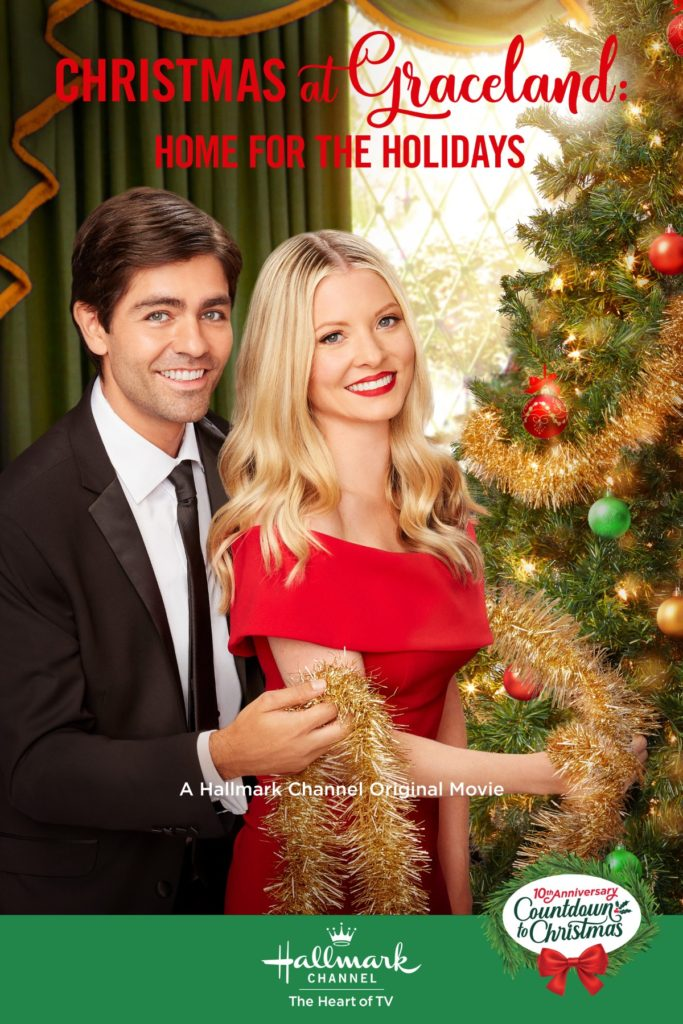 Christmas In Graceland 2.Countdown To Christmas Movies On Hallmark Channel 2019