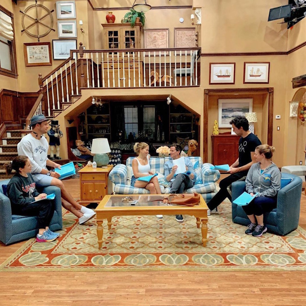 'Fuller House' behind the scenes