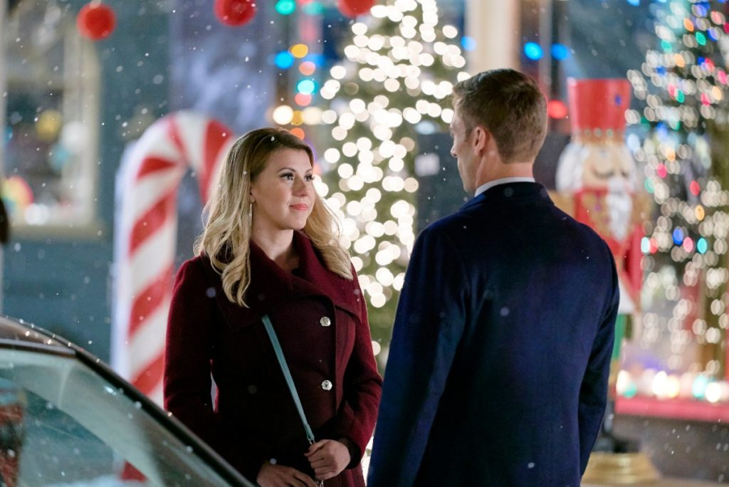 """Jodie Sweetin in """"Merry and Bright"""""""
