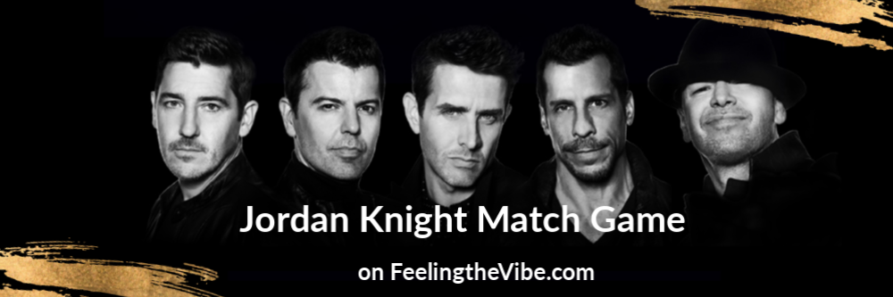 Jordan Knight Match Game - Play Online for Free.