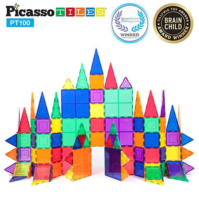 Picasso Tiles from Amazon