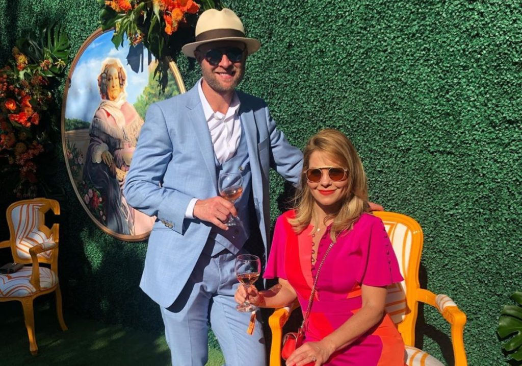 Candace Cameron Bure with Husband Valeri Bure - Who is He?