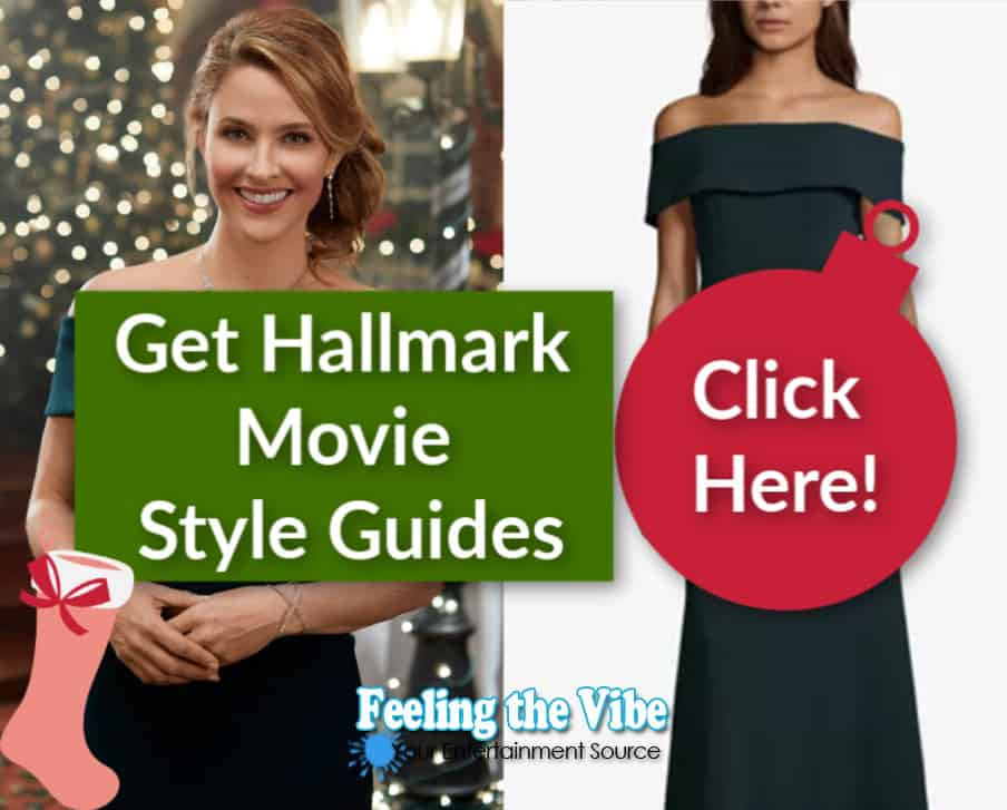 Get Jodie Sweetin S Hallmark Holiday Movie Style Entertaining Christmas Clothes Inside Feeling The Vibe Magazine