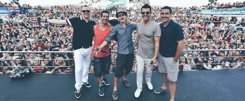 New Kids on the Block Announce the Details for the 2020 Cruise