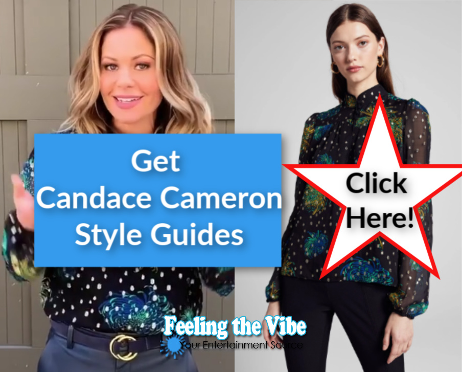 Candace Cameron Bure Style Guide