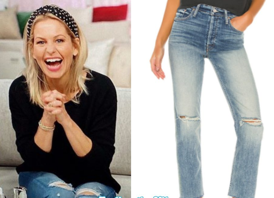 Candace Cameron's Headband and Jeans from QVC – Found!