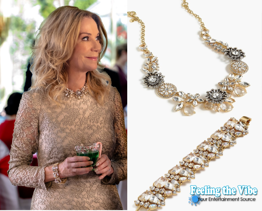 Kathie Lee Gifford jewelry from A Godwink Christmas on Hallmark