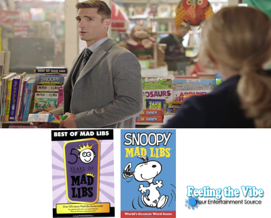 Mad Libs in 'Merry & Bright' on Hallmark Channel