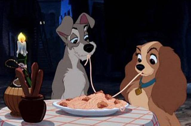 Lady and the Tramp on Disney Plus 2019