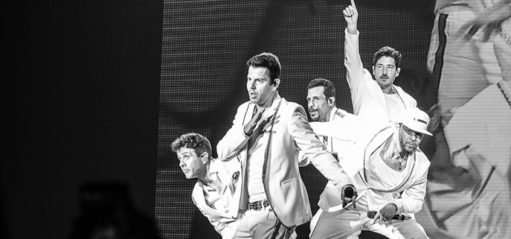 'Dancing with the Stars' Will Take on NKOTB 'Step By Step'