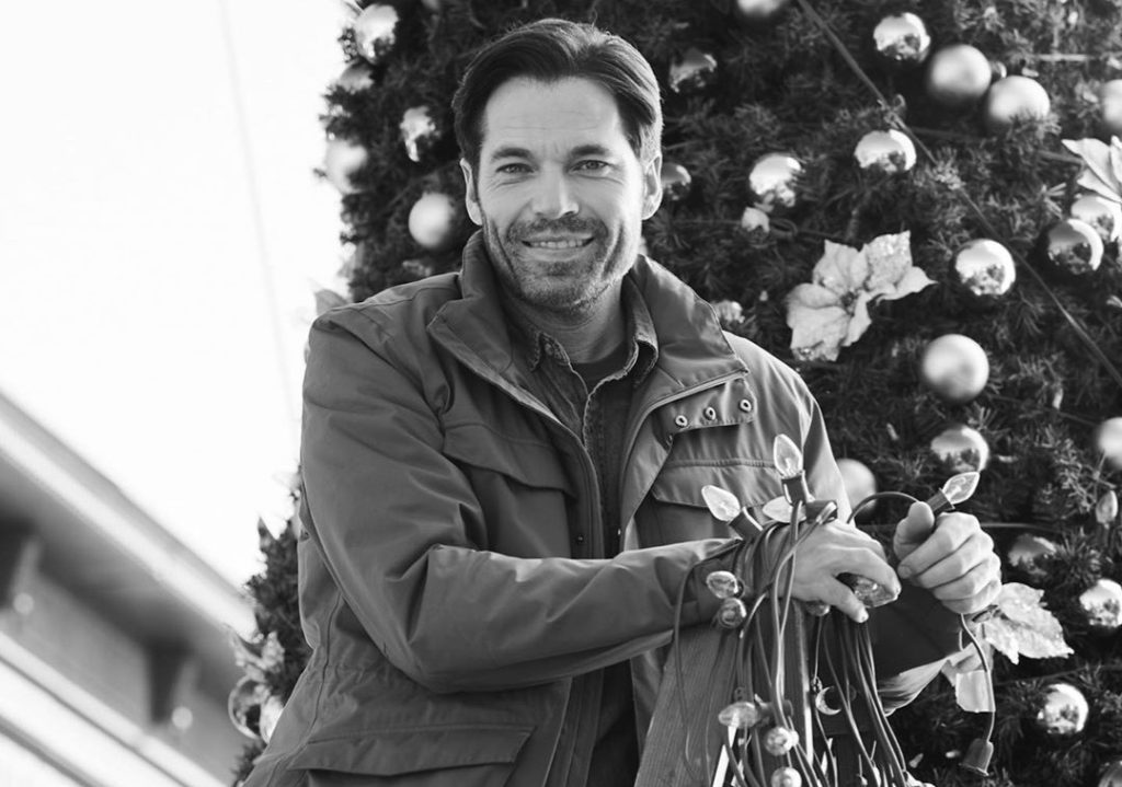 10 Fun Facts about Tim Rozon from Christmas Town