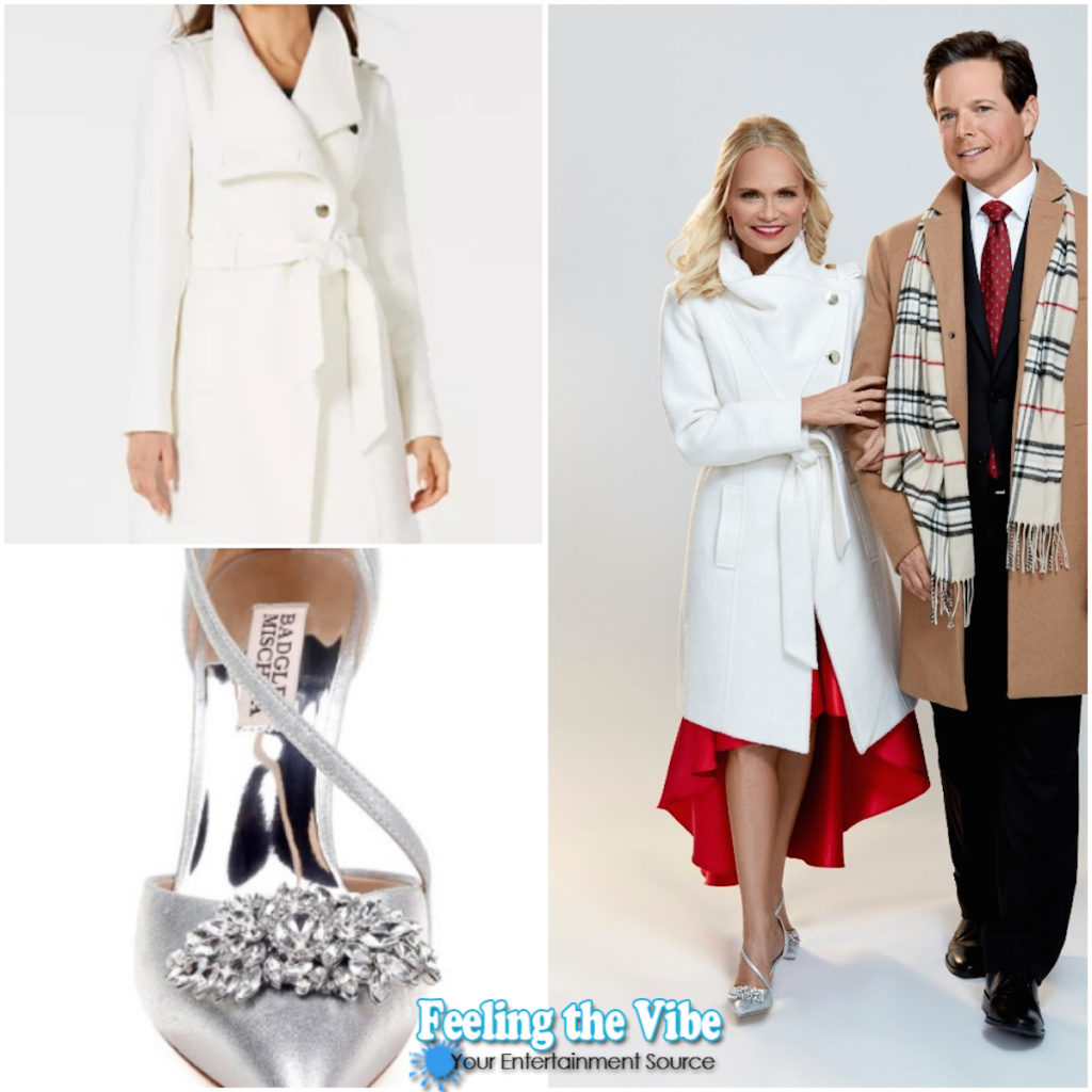 Get Kristin Chenoweth's Holiday Style from 'A Christmas Love Story'