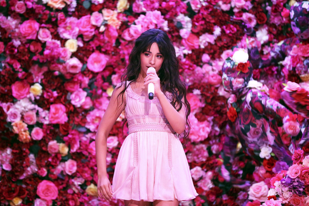 Camila Cabello performs on the Tonight Show Starring Jimmy Fallon - December 5, 2019