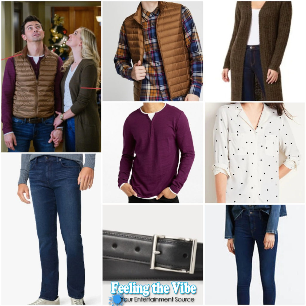 Get the Looks from Hallmark Channel's New Film, 'Holiday Date'