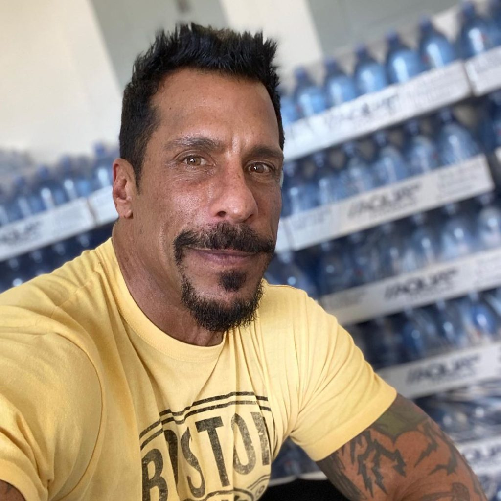 Danny Wood Word Search