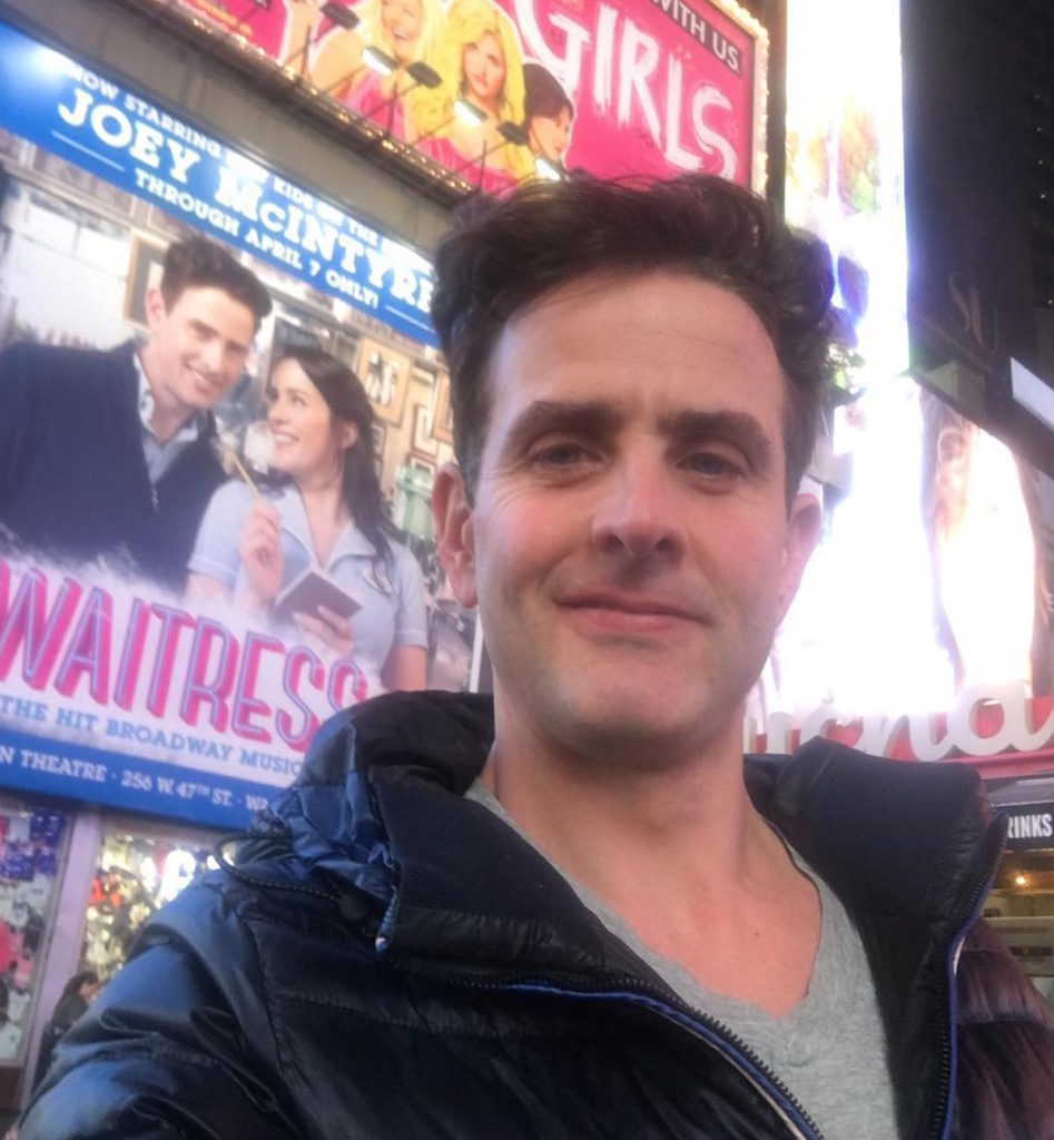 25 Facts about NKOTB's Joey McIntyre
