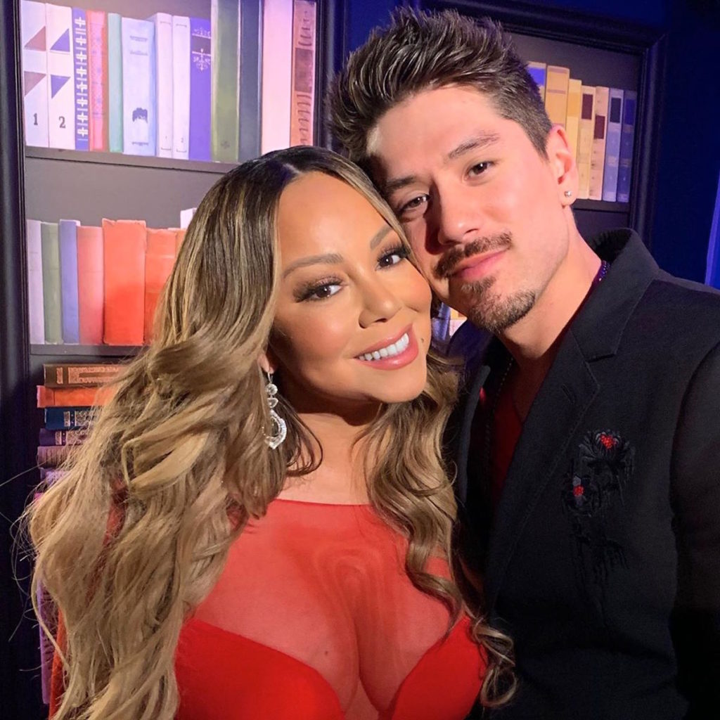 Mariah Carey Spends Week in NYC + See Sweet Message from BF, Bryan Tanaka!