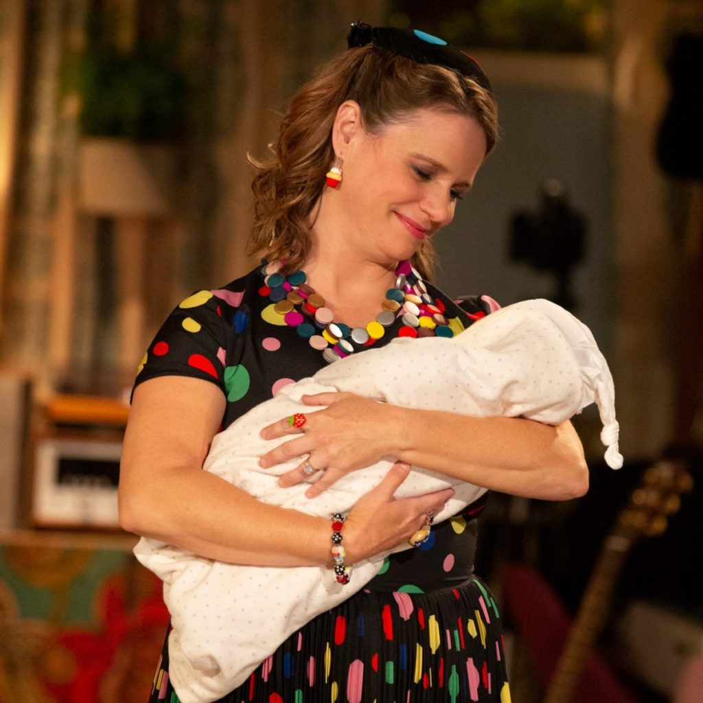 Did Andrea Barber Really Just Have a Baby or was it for 'Fuller House?'
