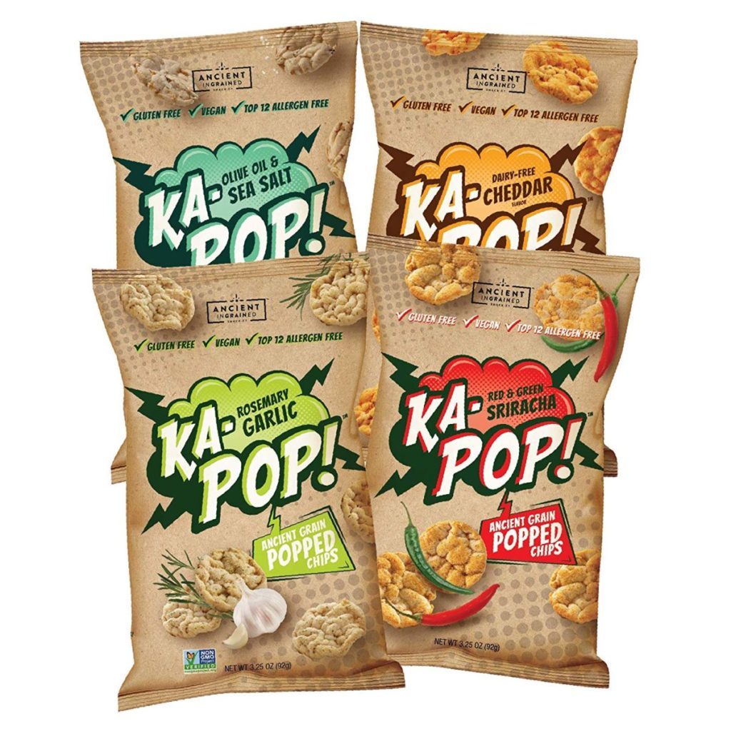 Ka-Pop Snacks from Shark Tank