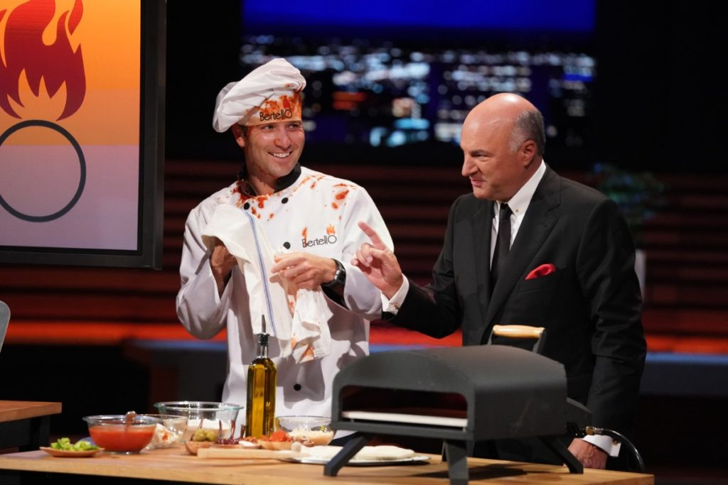 The Bertello Pizza Oven from Shark Tank: What You Need to Know