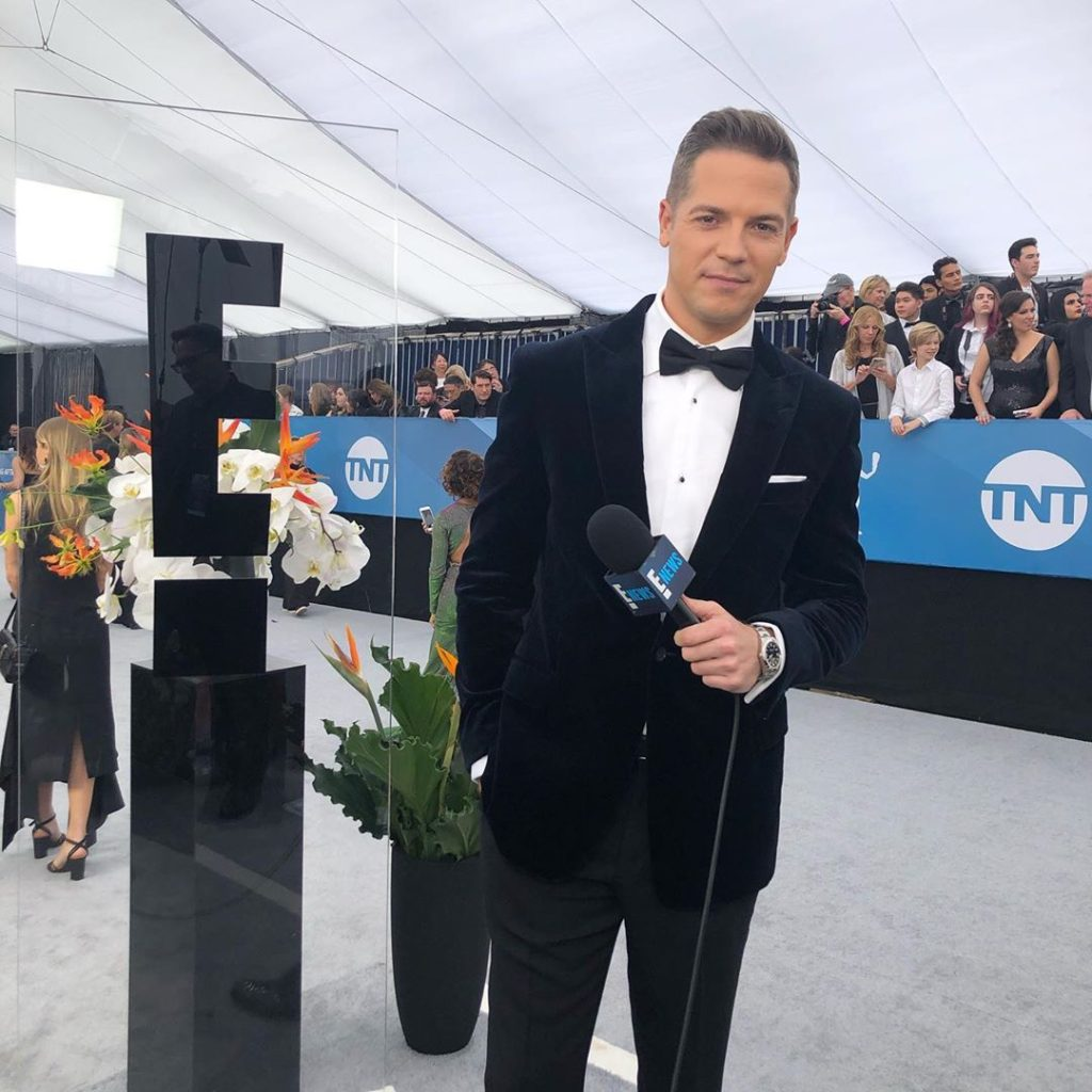 Jason Kennedy from E! 'In the Room' Talks JoJo Siwa, the G.O.A.T., and the New Addition to His Family – Exclusive!