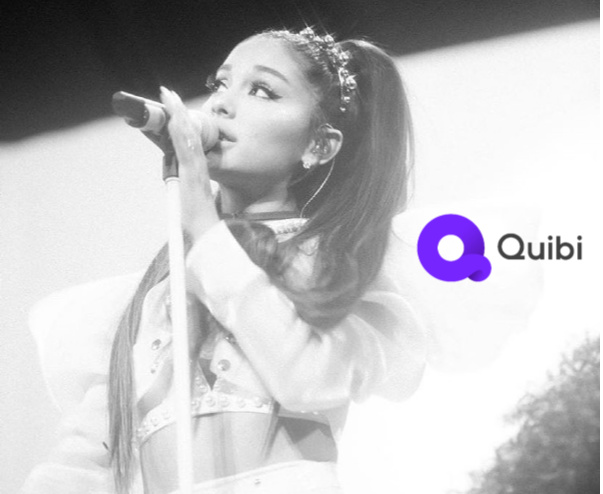 &MUSIC Featuring Ariana Grande: Everything We Know About the New Quibi Show