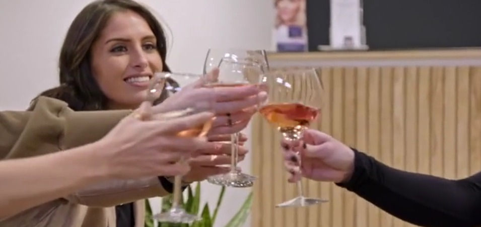 Brittainy Taylor & Friends Go for Wine and Botox on 'Very Cavallari'