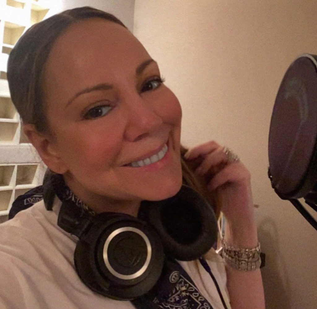 Mariah Carey Celebrates Her Birthday with a New Song – Details Inside!