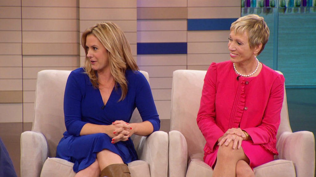Tiffany Krumins, inventor of Ava the Elephant on Dr Oz