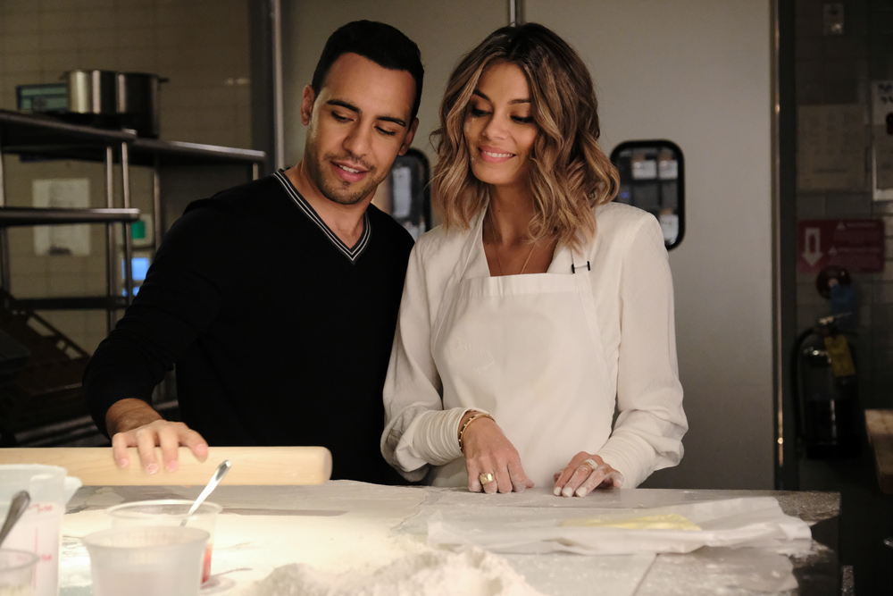 Are 'The Baker and The Beauty' Stars Nathalie Kelley and Victor Rasuk Dating?