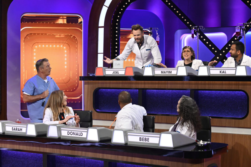 match game celebrity panelists