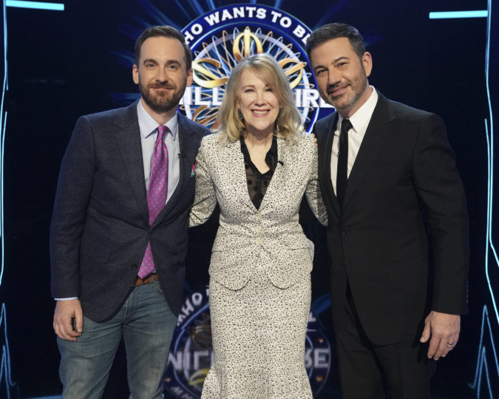 5 Facts about Catherine O'Hara from 'Who Wants to Be a Millionaire'