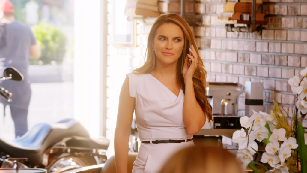 10 Fun Facts About Chrishell Stause from Netflix's Selling Sunset