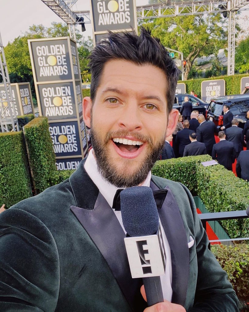 Hunter March from E!